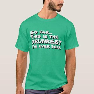 あるDrunkest Ive Tシャツ