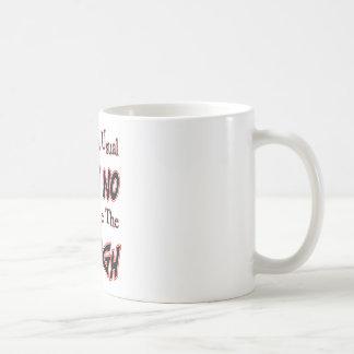 いいえ投票しないで下さい コーヒーマグカップ