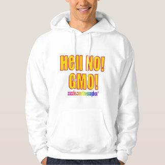 いいえ! GMO! パーカ