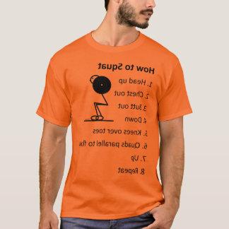 いかにバーベルの隠れ家に Tシャツ