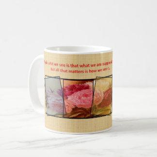 いかに感知するか コーヒーマグカップ
