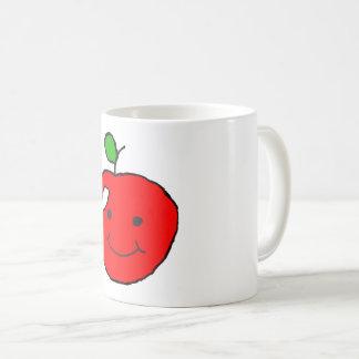 いかに「一続きAppleか。 コーヒーマグカップ