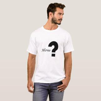 いかに Tシャツ