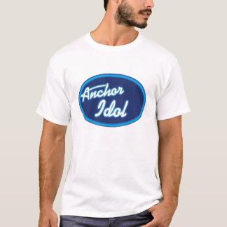 いかりの偶像 Tシャツ
