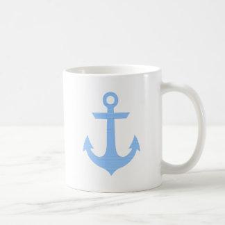 いかりの青雨 コーヒーマグカップ