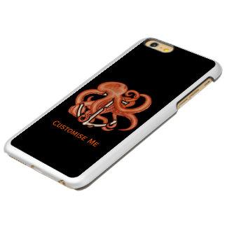 いかり上の黒いタコ INCIPIO FEATHER SHINE iPhone 6 PLUSケース