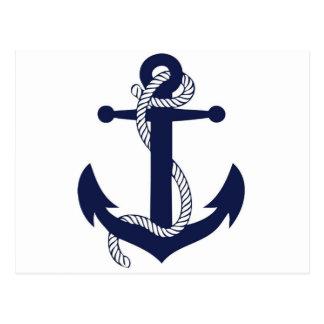 いかり海軍の航海 ポストカード