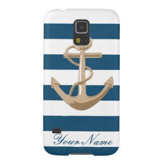 いかり- Samsungと海上そして航海の Galaxy S5 ケース