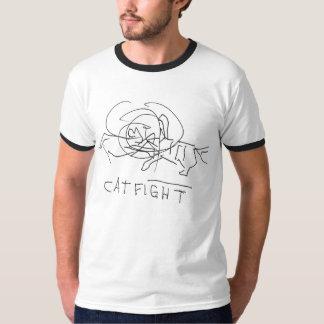 いがみ合いのTシャツ Tシャツ