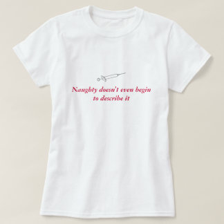 いけないナース Tシャツ