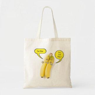 いけないバナナ トートバッグ