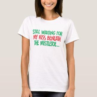 いけないヤドリギ Tシャツ