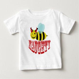 いけない蜂 ベビーTシャツ