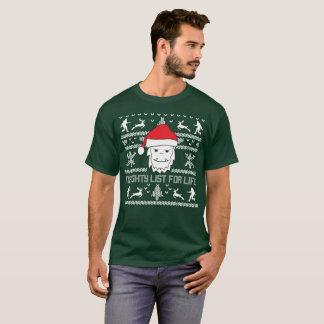 いけない雪男 Tシャツ