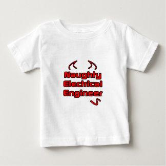いけない電気技師 ベビーTシャツ