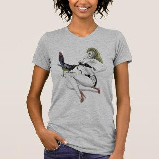いけない鳥 Tシャツ