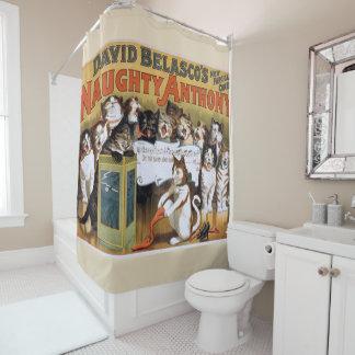 いけないanthtony シャワーカーテン