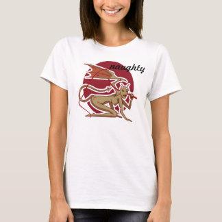 いけないDemoness Tシャツ