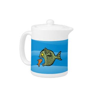 いじめっ子の魚