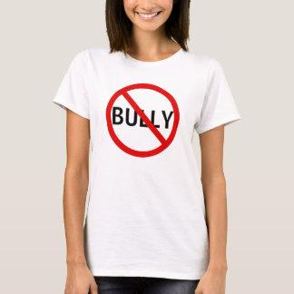 いじめっ子メッセージの印無し Tシャツ