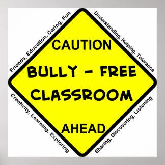 いじめっ子-自由な教室 ポスター
