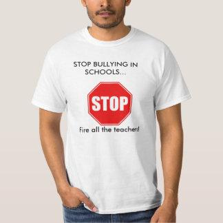 いじめることを止めて下さい…. Tシャツ