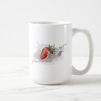 いちごのしぶき コーヒーマグカップ