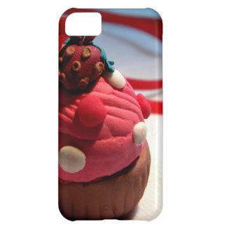 いちごのカップケーキ iPhone5Cケース