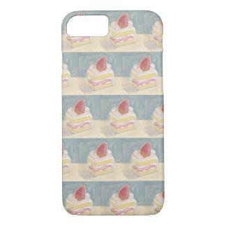 いちごのケーキ iPhone 8/7ケース
