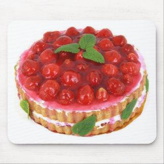 いちごのショートケーキ マウスパッド
