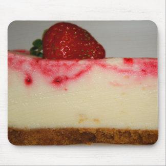いちごのチーズケーキのマウスパッド マウスパッド