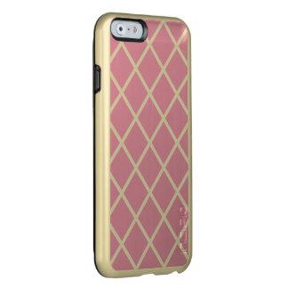 いちごのピンクのiPhone6ケース Incipio Feather Shine iPhone 6ケース