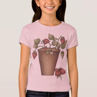 いちごの夢 Tシャツ