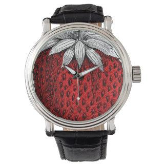 いちごの時間腕時計 腕時計