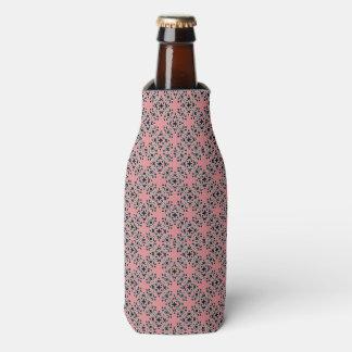 いちごの氷のヴィンテージのブロケードのダマスク織 ボトルクーラー
