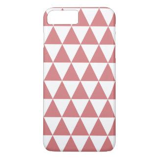いちごの氷の三角形パターンiPhone 7のプラスの場合 iPhone 8 Plus/7 Plusケース