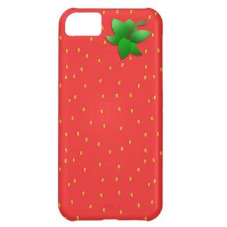 いちごのiPhone 5cケース iPhone5Cケース