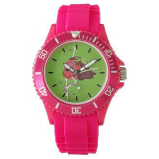 いちごのScarlettの腕時計 腕時計