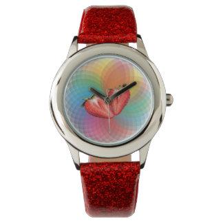 いちごスペクトルの腕時計 腕時計