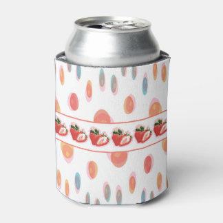 いちご 缶クーラー