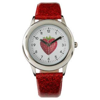 いちご 腕時計