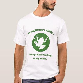 いつも心にカエルを。 Tシャツ