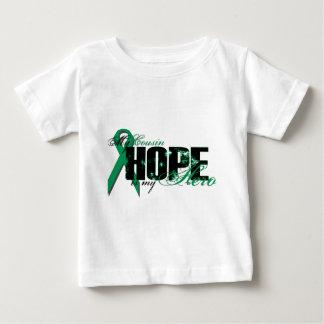 いとこ私の英雄-腎臓の蟹座の希望 ベビーTシャツ