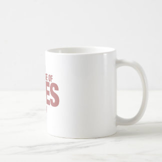 うそ(米国媒体)の毎日の線量 コーヒーマグカップ