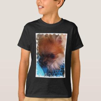 うたた寝している洒落男Nanna Tシャツ