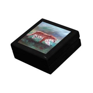 うろつきのギフト用の箱のトラ ギフトボックス