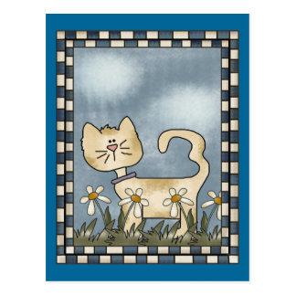 うろつきの猫 ポストカード
