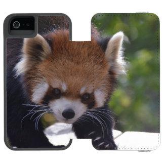 うろつくレッサーパンダ INCIPIO WATSON™ iPhone 5 財布 ケース