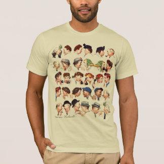 うわさ話の鎖 Tシャツ