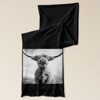うわーMesotintのスタイルの芸術の写真撮影 スカーフ